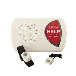 Medical Care Alert - Home System