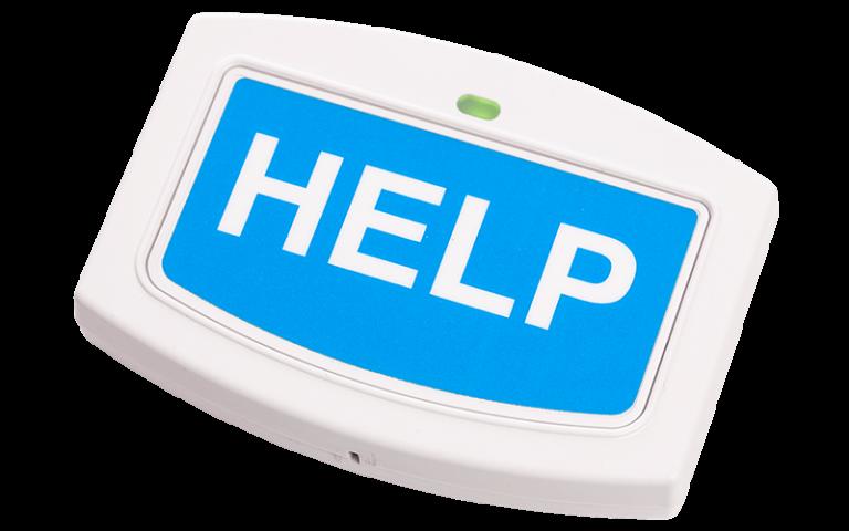 Rescue Alert Wall Button