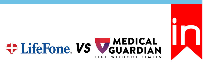Lifefone vs Medical Guardian Banner