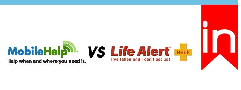 Mobile Help vs Life Alert